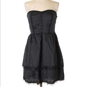🌑Yansi Fugal🌑cute & Sexy Strapless layered dress